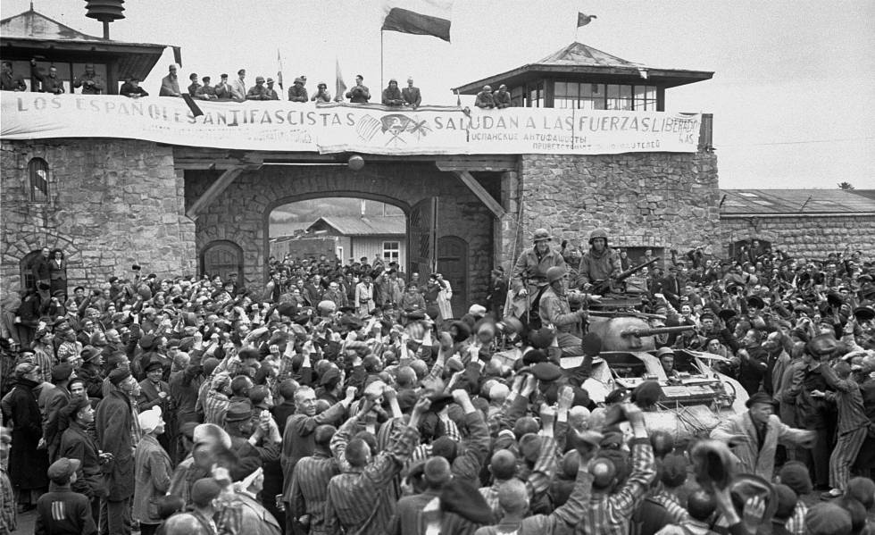 5 de mayo, día de homenaje a los españoles deportados y fallecidos en Mauthausen y en otros campos y a todas las víctimas del nazismo de España.